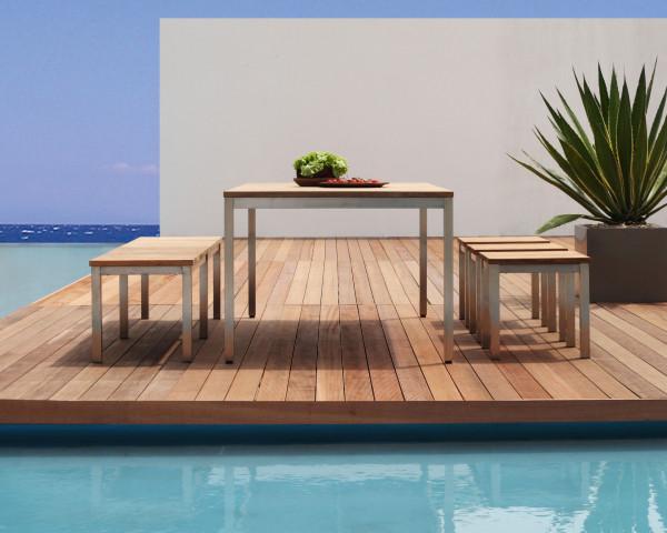 Gartentisch Set Naxos - bowi.ch