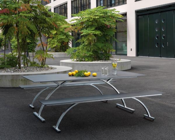 Gartentisch Set Bernardino Schaffner - bowi.ch