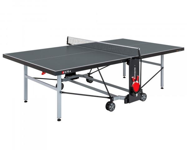 Tischtennistisch S 5-70 e Outdoor, Anthrazit - bowi.ch