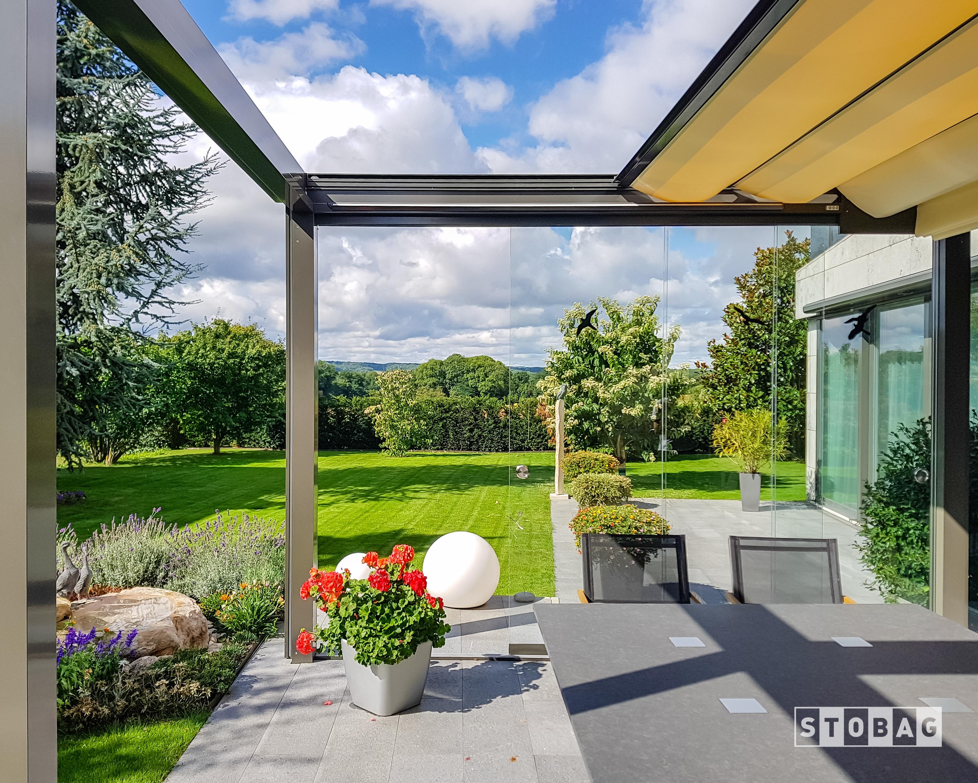 Hervorragend Faltdach Gartenpavillon - Bavona TP6100 | bowi.ch NX92