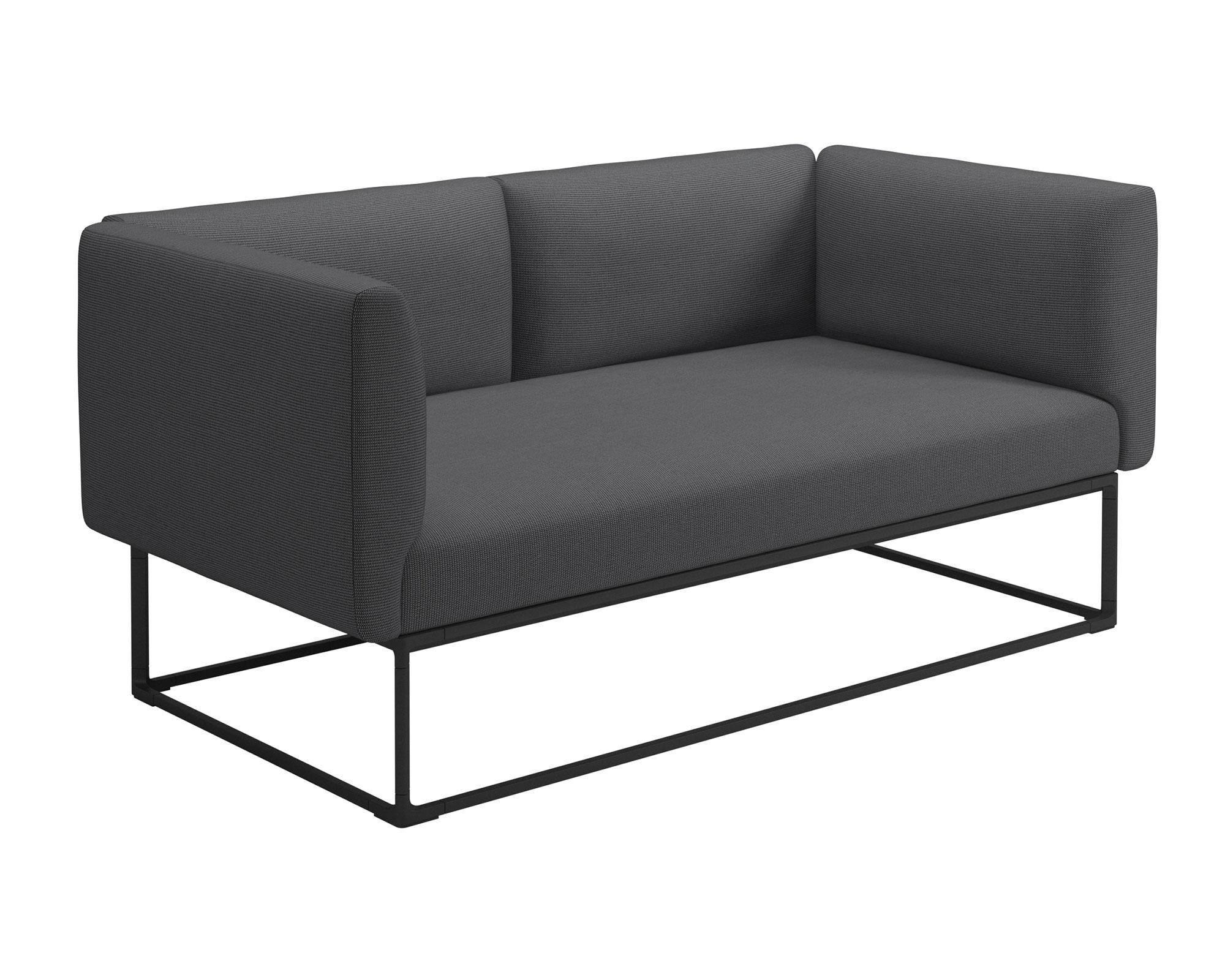 lounge sofa maya gloster. Black Bedroom Furniture Sets. Home Design Ideas