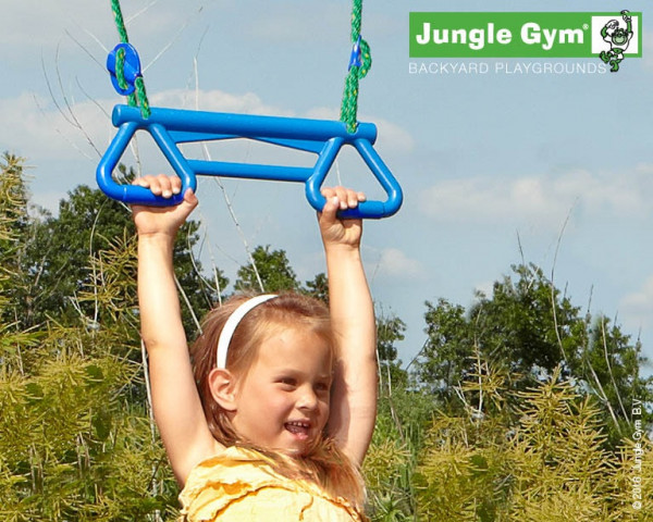 Trapetz mit Turnringe Jungle Gym - bowi.ch