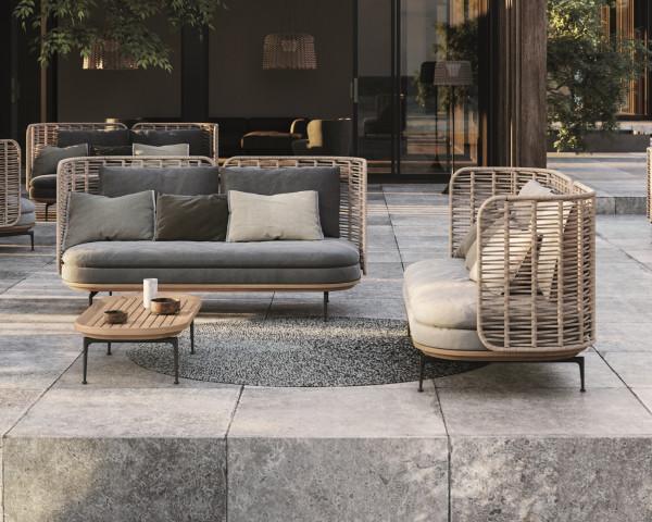 Garten Lounge Mistral Sofa Set - bowi.ch