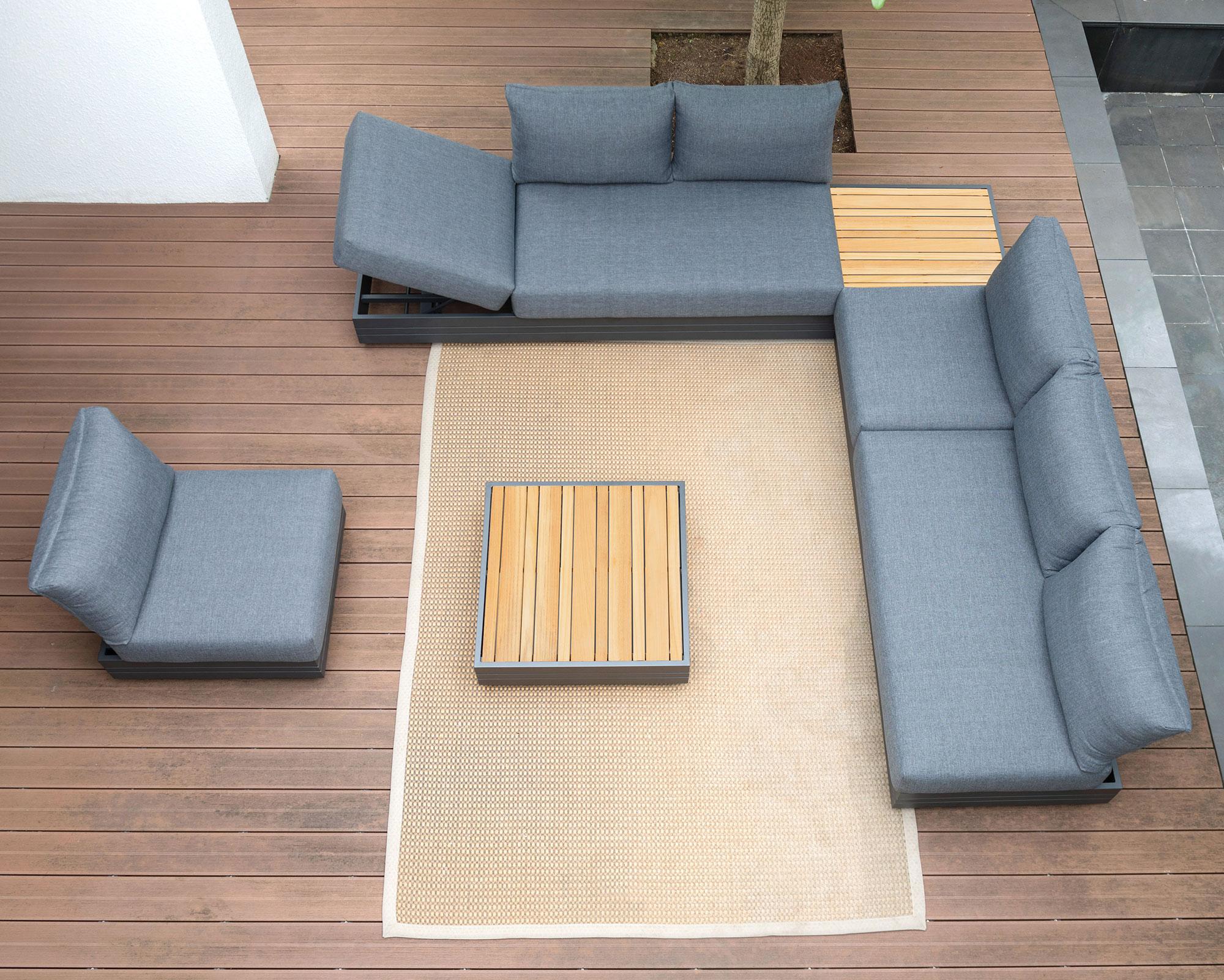garten lounge set cubo gross online ausstellung. Black Bedroom Furniture Sets. Home Design Ideas