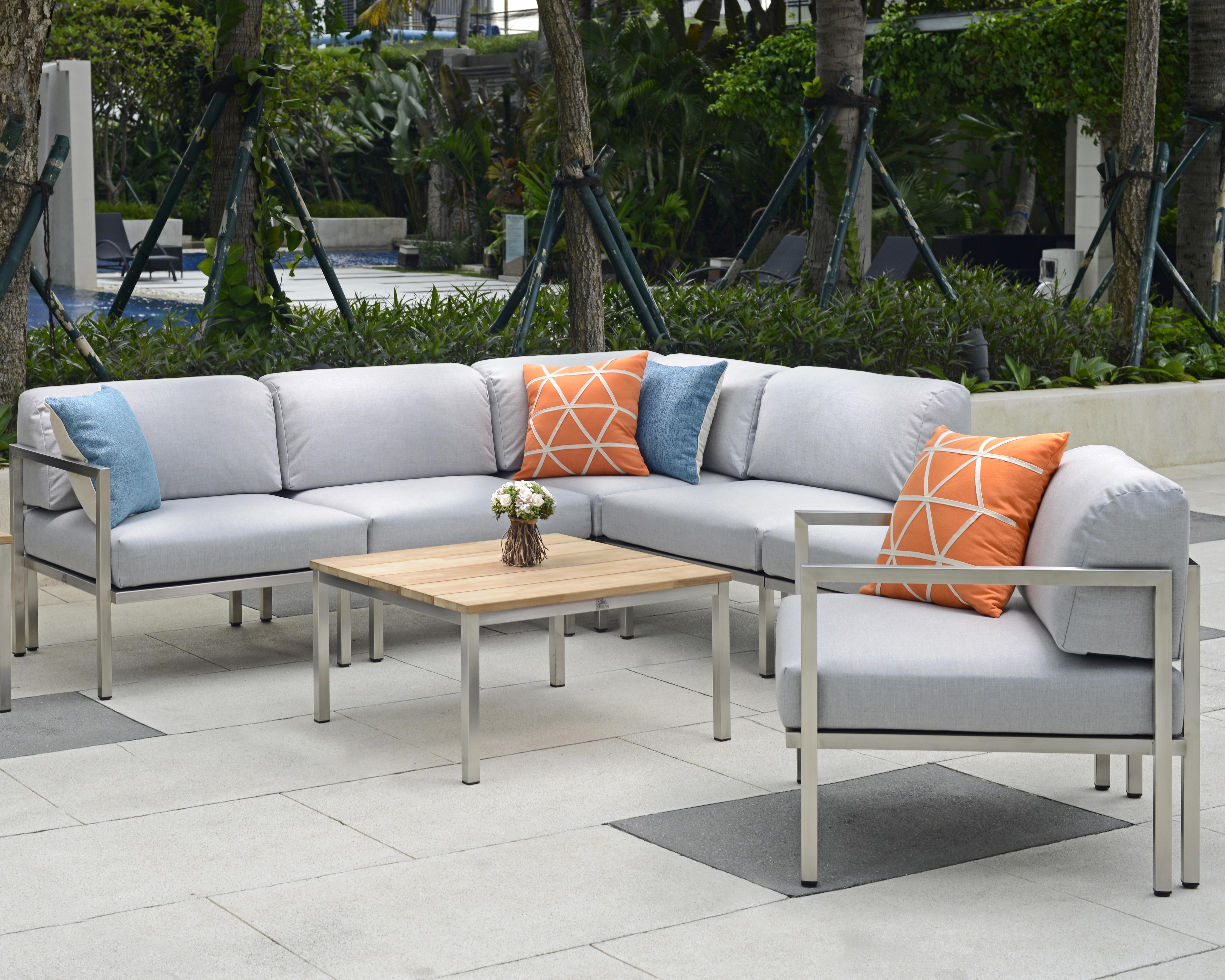 Garten Lounge Urbain Set Klein Bowich