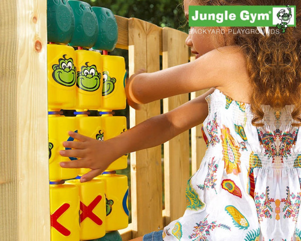 Tic Tac Toe Jungle Gym - bowi.ch