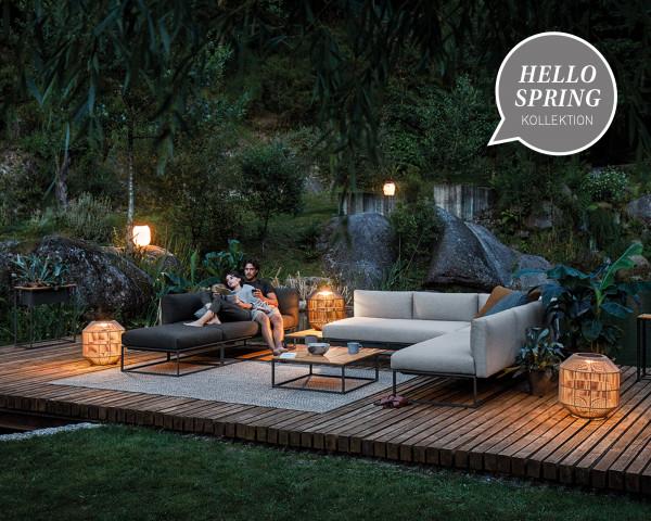 Garten Lounge Set Maya Meteor Gross - bowi.ch