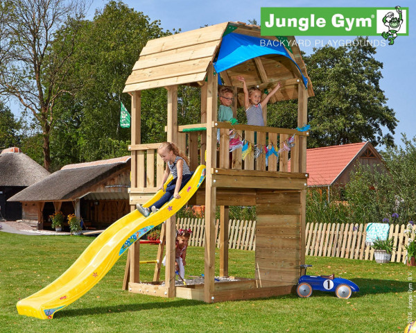 Spielturm Barn Jungle Gym - bowi.ch