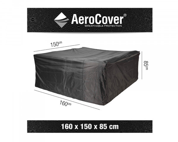 Schutzhülle AeroCover Sitzgruppe 160 x 150 x H 85 cm BOWI - bowi.ch
