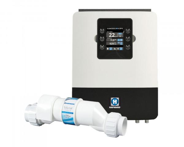 """Pool Salzwasser Elektrolyse +pH """"AquaRite Plus"""" - bowi.ch"""