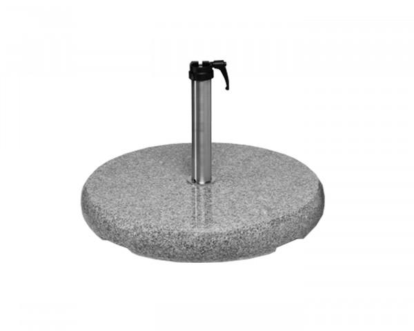 Granitsockel 90 kg für Sonneschirm Glatz Alu-Samrt Alu-Twist Sonnenschutz BOW - bowi.ch