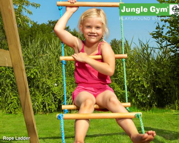 Holzstrickleiter Jungle Gym - bowi.ch