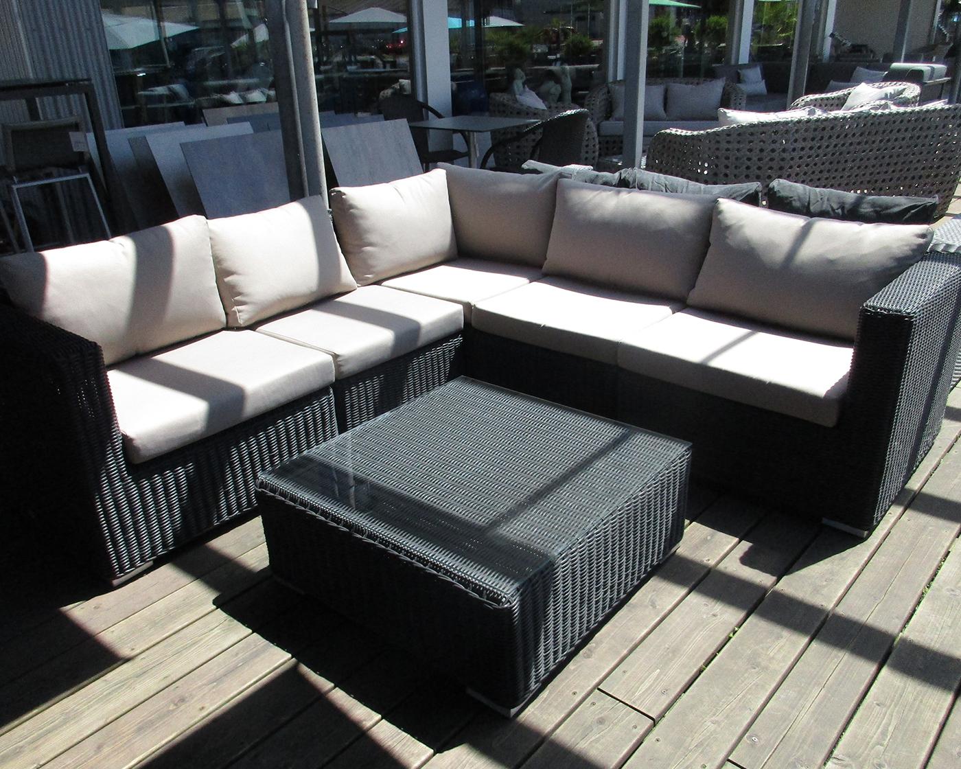 garten lounge chicago set. Black Bedroom Furniture Sets. Home Design Ideas