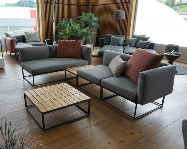 Garten Lounge Set Maya Gloster wasserfest Fog - bowi.ch