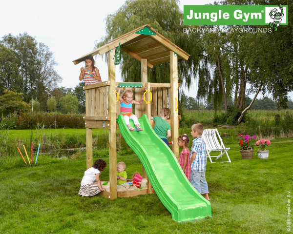 Spielturm Casa Jungle Gym - bowi.ch
