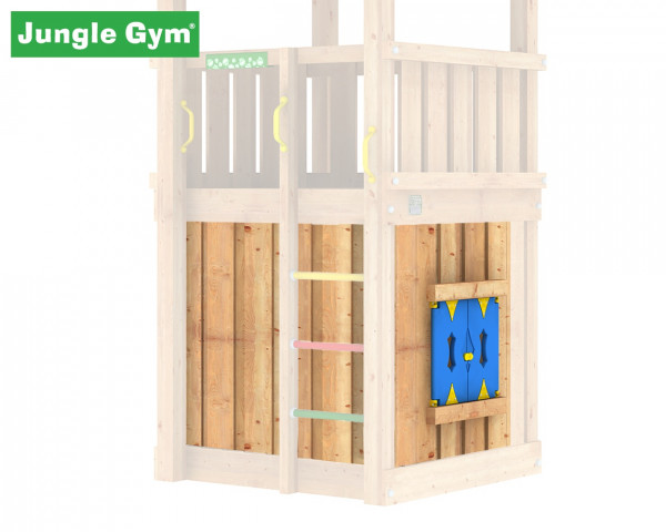 Playhouse Modul Jungle Gym M6 - bowi.ch