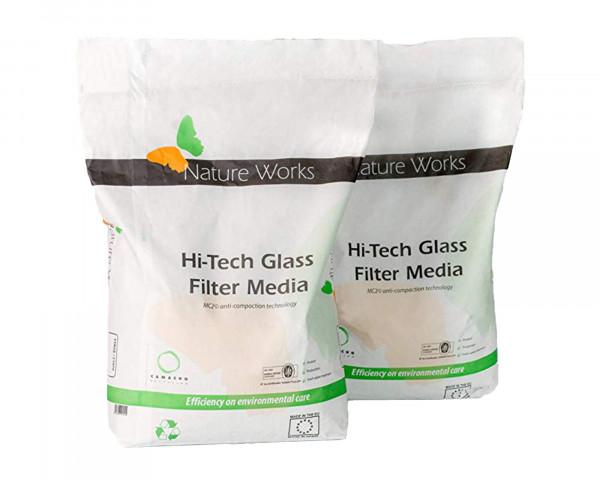 Natura Works Hi-Tech Filterglas 20 Kg Sack - bowi.ch