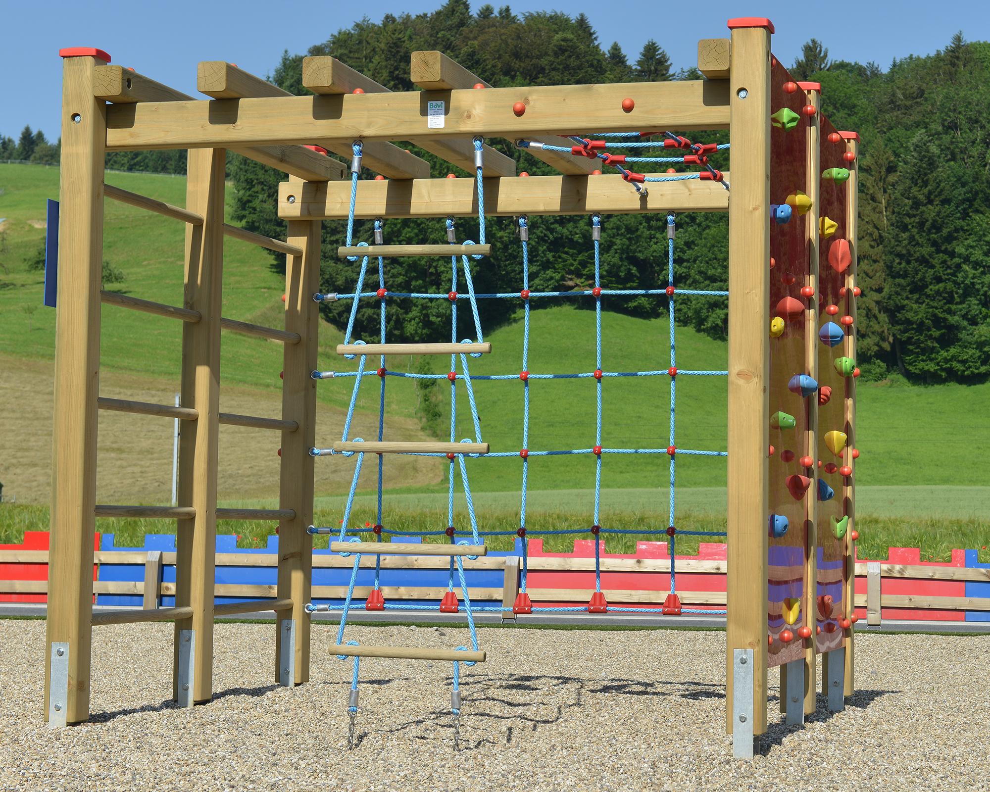 Klettergerüst Für Kinder : Klettergerüst bowi