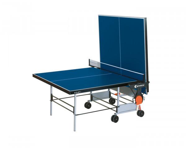Tischtennistisch Blau Playback Stellung - bowi.ch