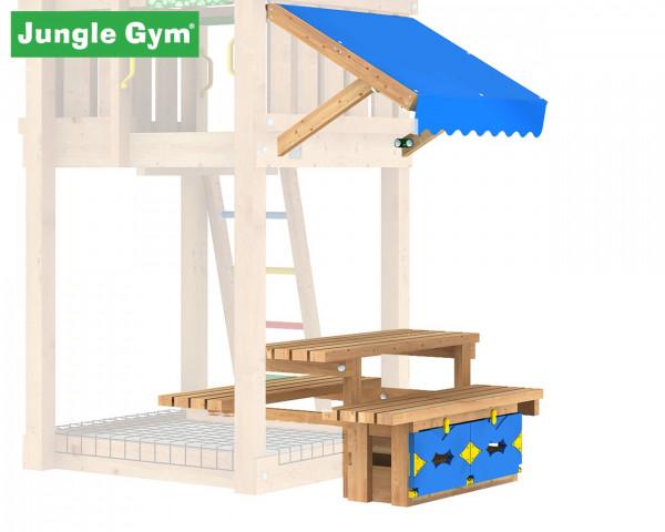Pic Nic Modul Jungle Gym mit Planendach und Verstauungsbox - bowi.ch