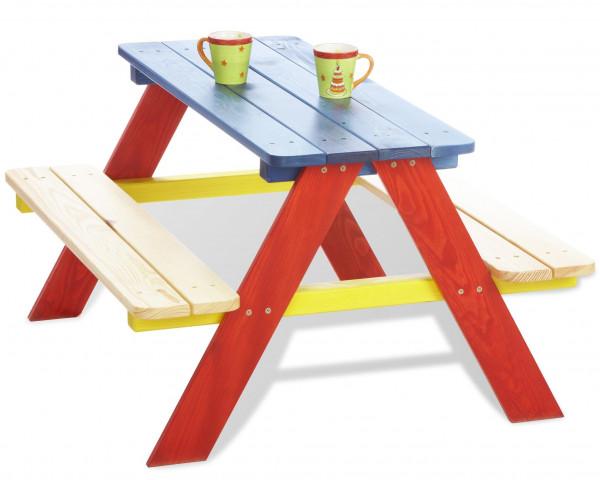 Kindersitzgarnitur Nicki Bunt - bowi.ch