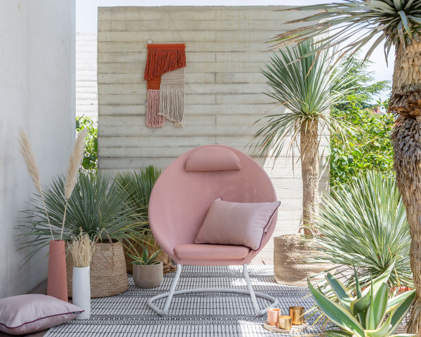 Lafuma Cocoon Lounge Chair Privilege Ocre - bowi.ch