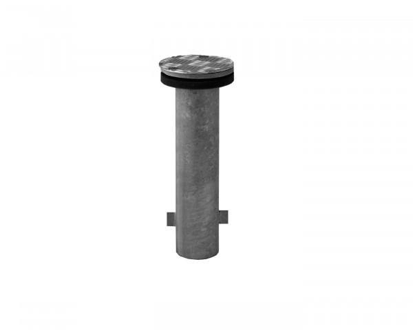 Bodenhülse M4 48 / 55 mm zum einbetonieren für Sonnenschirme von Glatz - bowi.ch
