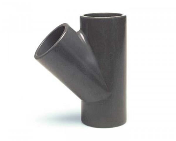 PVC T-Stück 45° - bowi.ch