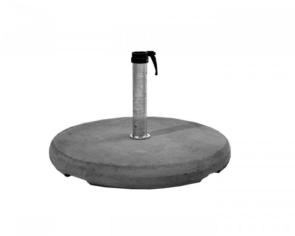 Betonsockel 40 kg für Sonneschirm Glatz Alu-Samrt Alu-Twist Sonnenschutz BOWI - bowi.ch