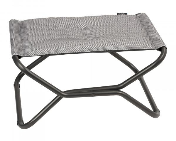 Lafuma Hocker Next Be Comfort® in der Farbe Silver freigestellt - bowi.ch