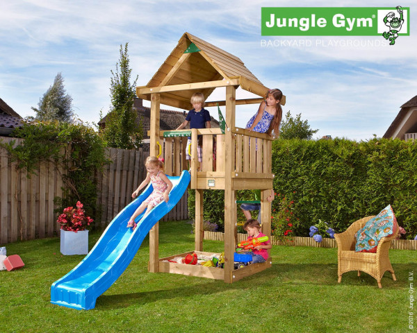 Spielturm House Jungle Gym - bowi.ch