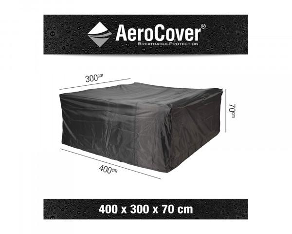 Schutzhülle Gartenmöbel AeroCover® Lounge 400 x 300 x 70 cm - bowi.ch