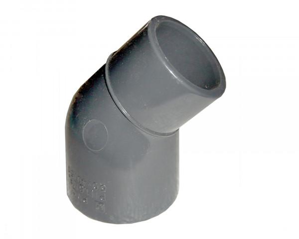 PVC Winkel 45° - bowi.ch