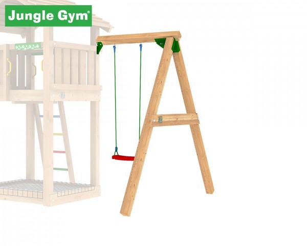 Swing Modul 1-teilig Jungle Gym inkl. einem Schaukelsitz - bowi.ch