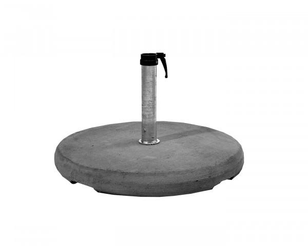 Betonsockel 90 kg für Sonneschirm Glatz Alu-Samrt Alu-Twist Sonnenschutz BOWI - bowi.ch
