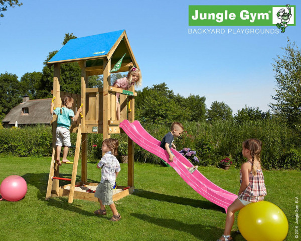 Spielturm Castle Jungle Gym - bowi.ch