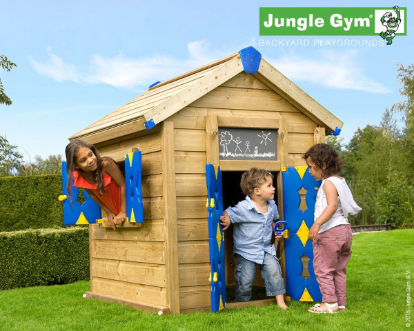 Playhouse Jungle Gym - bowi.ch