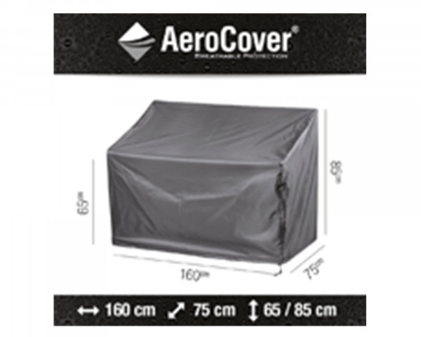 Schutzhülle AeroCover® Gartenbank 160 cm BOWI - bowi.ch