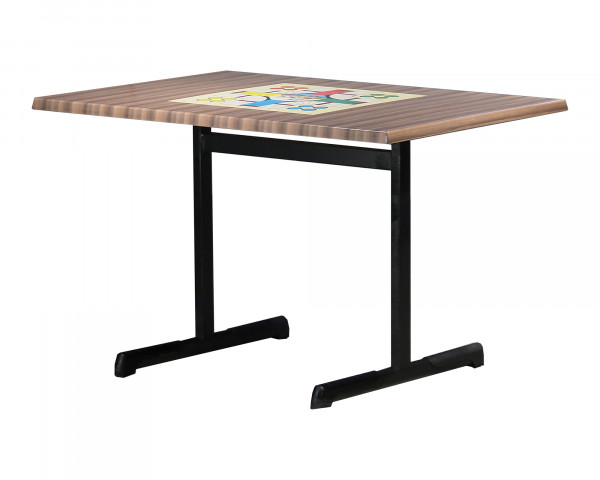 Spieltisch Eile mit Weile - bowi.ch