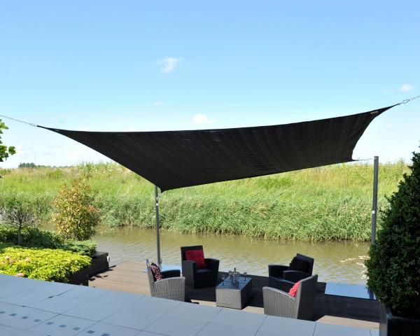 Sonnensegel Coolfit Rechteck Nesling mit Ösen zum Einhängen - bowi.ch
