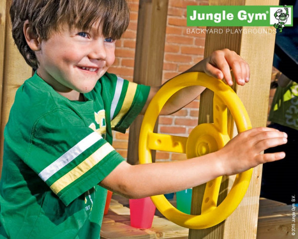 Steuerrad Jungle Gym - bowi.ch