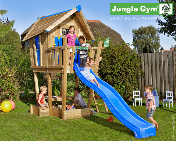 Crazy Playhouse Frame CXL Jungel Gym - bowi.ch