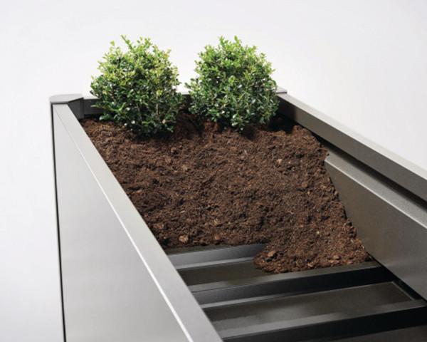Zwischenboden Biohort zu Hochbeet 1 x 1 - bowi.ch