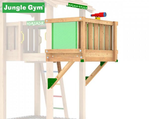 Balcony Modul Jungle Gym mit Fernrohr - bowi.ch