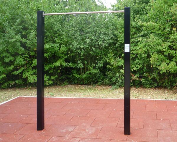 Metall Reck 1-teilig 15-fach verstellbar - bowi.ch