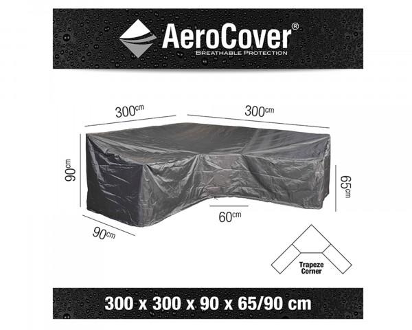 Schutzhülle Gartenmöbel L-Form trapezförmig AeroCover® - bowi.ch