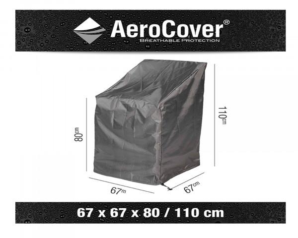 AeroCover Schutzhülle Abdeckung für Stapelsessel BOWI - bowi.ch