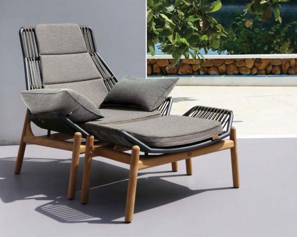 Garten Lounge Pollux Casual Sessel - bowi.ch