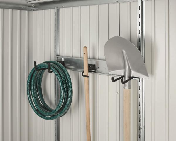 Aufhängevorrichtung für Geräteschrank und Haus Biohort - bowi.ch