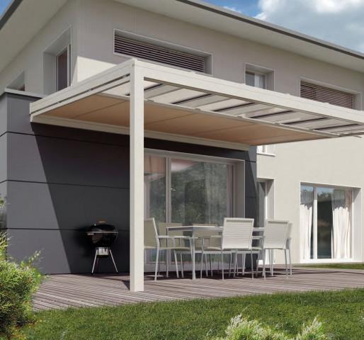 Unterglasmarkise für Glasdächer Arnex PS2500 - bowi.ch